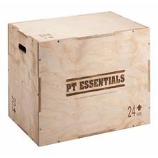 PTessentials SALE  PLYOPOWER Crossfit Houten Plyobox  - B-Keuze