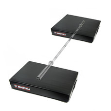 PTessentials Drop Pad Set Black - set 2 stuks