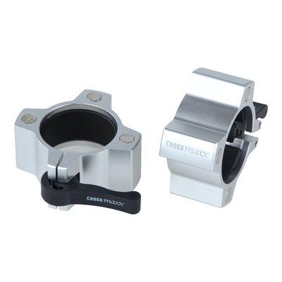 Crossmaxx LMX54 Aluminum PRO collar set 50mm