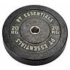 PTessentials Garage Gym PRO Hi Temp Bumperplate Halterset
