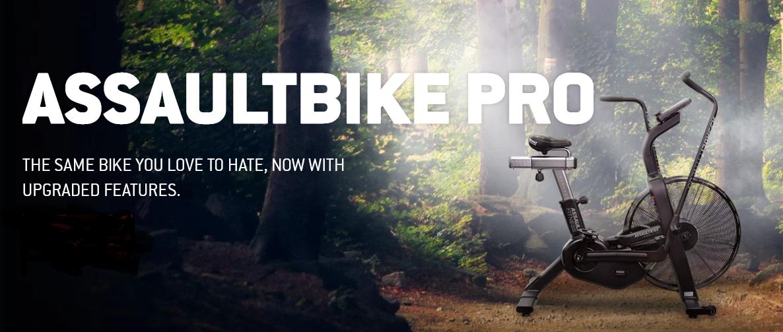 Assault Fitness Airbike Pro versus de Assault AirBike Elite
