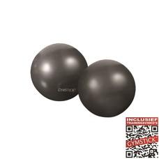 Gymstick Yoga Ballen 2 x 1 kg met trainingsvideo's
