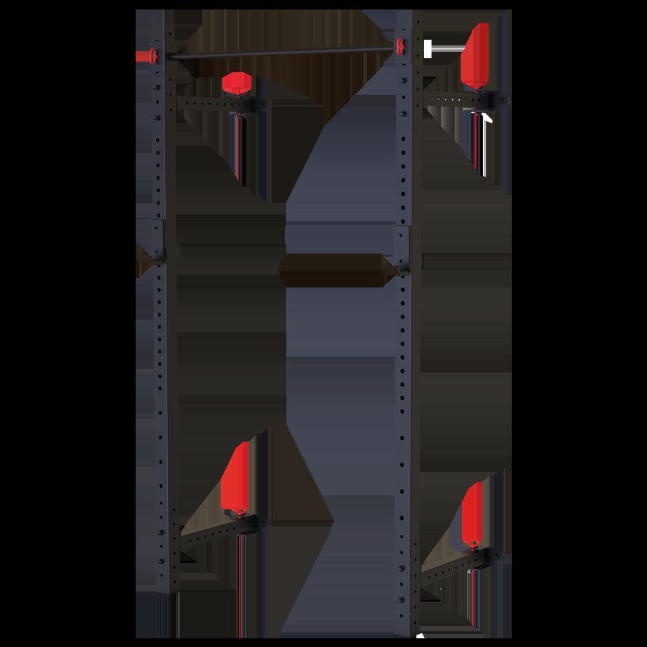 Toorx Wall Rack WLX-2800 - Opvouwbaar - J Hook