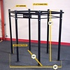Body-Solid Hexagon Functional Tall Training Rig