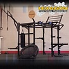 Body-Solid Hexagon Functional Small Training Rig