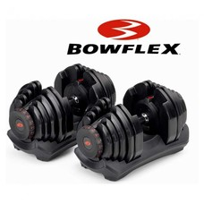 BowFlex SelectTech® 1090i Dumbbells - 5 tot 41 kgStandaard + 1090i Dumbbellset - verwacht augustus