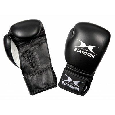 Hammer Boxing PREMIUM FITNESS Lederen Bokshandschoen