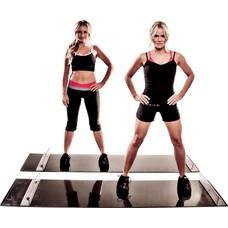 Obsidian Slide Board Fitness Pakket