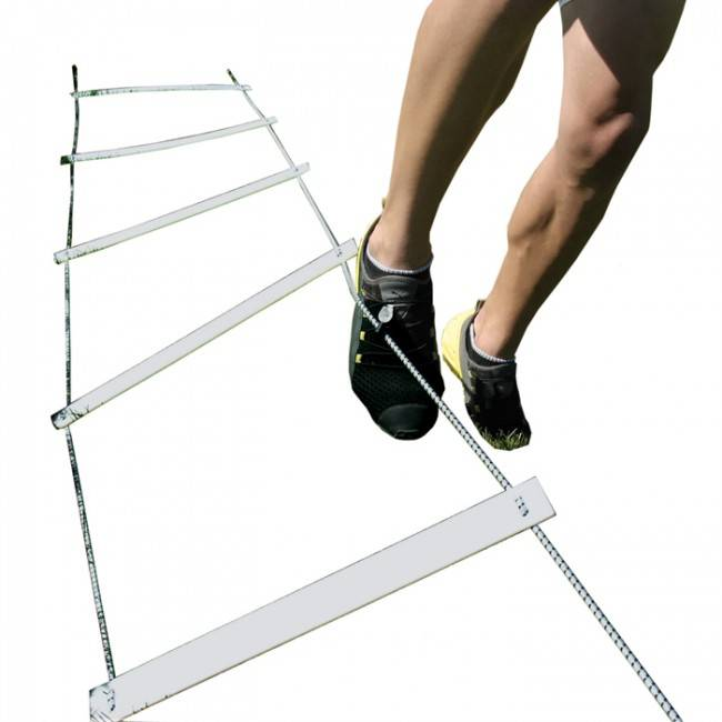Stroops SPRING BACK ladder (4,5 m)