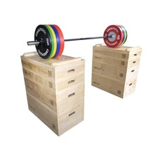 Crossmaxx LMX1299 Houten Jerk Block Set - verwacht december