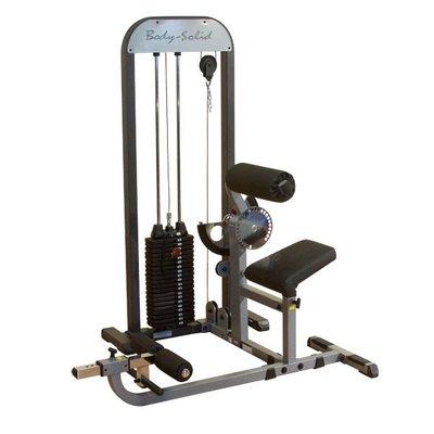 Body-Solid GCAB-STK Ab and Back machine