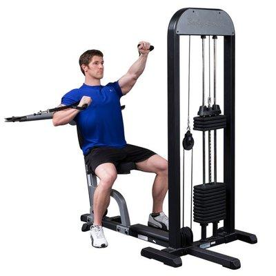 Body-Solid GMFP-STK Press - Pec Deck