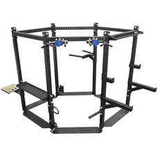 Body-Solid Hexagon Rig System Advanced Package