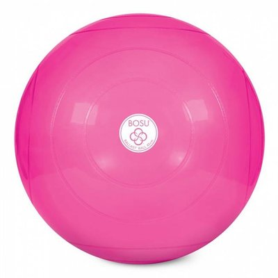 BOSU Ballast BALL 45 cm ROZE