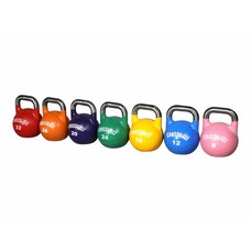 Crossmaxx LMX 88 Competition Kettlebell Voordeelset - Leverbaar April