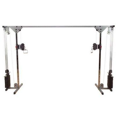 Body-Solid GCCO150 Cable Crossover 2 x 75 kg | Gratis Installatie