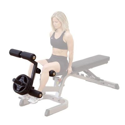 Body-Solid GLDA3 Leg Extension en Curl Attachment