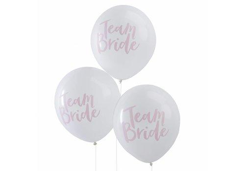 Ballonen Team Bride (10 stuks)