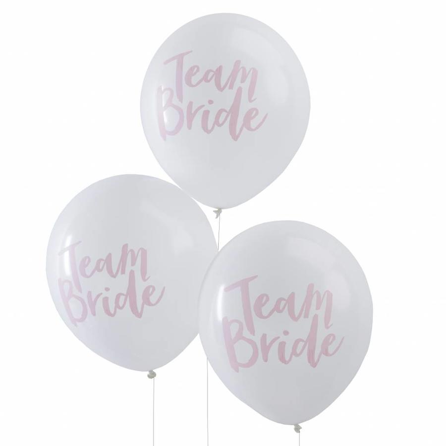 Ballonen Team Bride (10 stuks)-1
