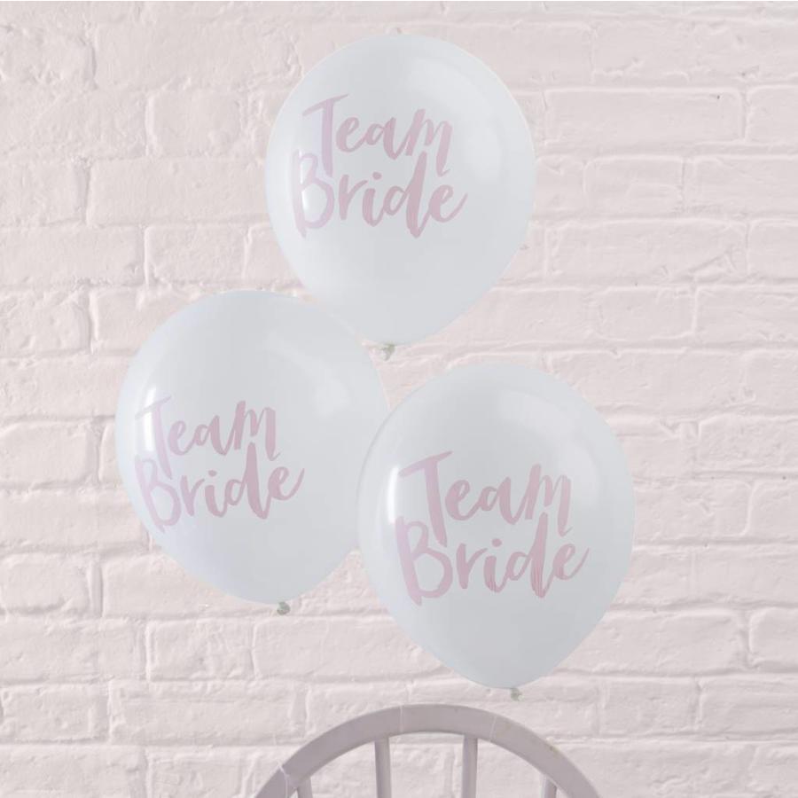 Ballonen Team Bride (10 stuks)-2