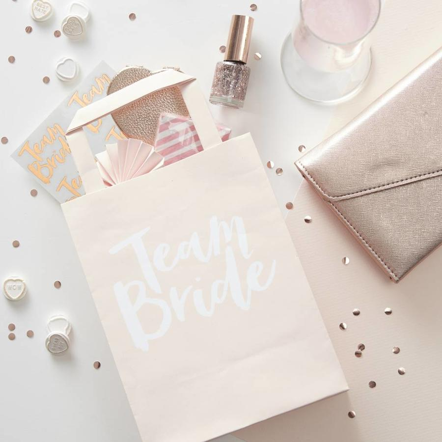 Goodie bag Team Bride (5 stuks)-2
