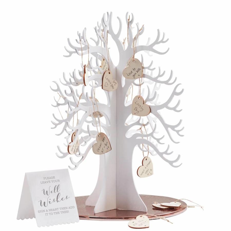Alternatief gastenboek, wishing tree-1