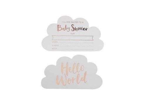 Advieskaart Hello World (10 stuks)
