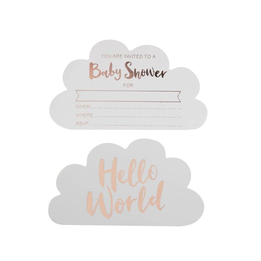 Advieskaart Hello World (10 stuks)-1