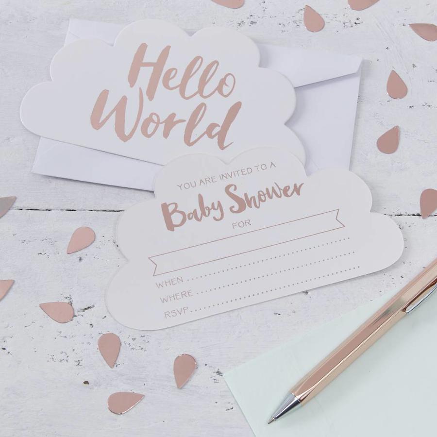 Advieskaart Hello World (10 stuks)-2