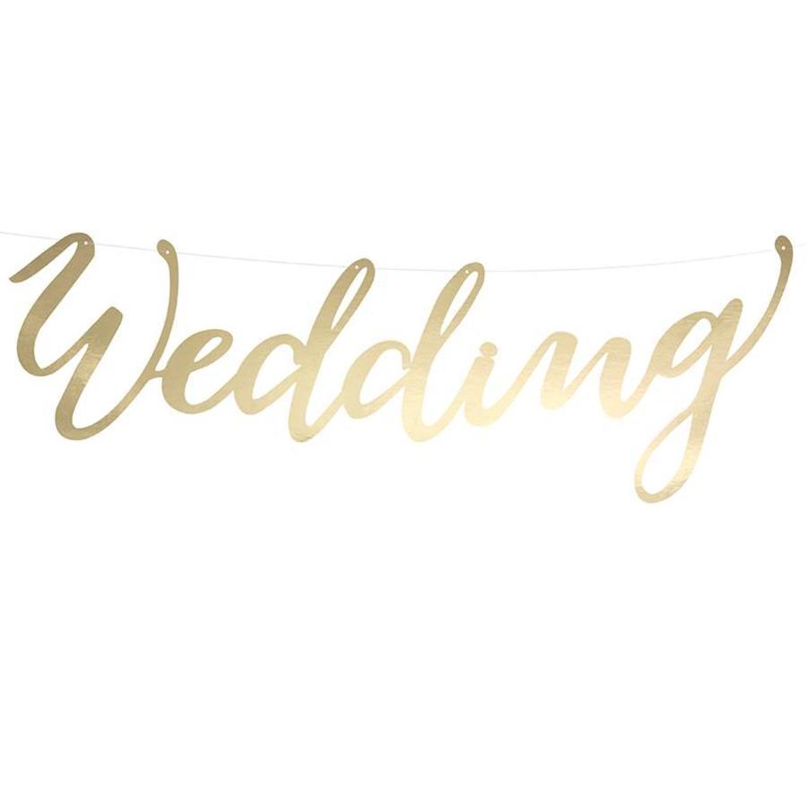 Slinger Wedding goud-1