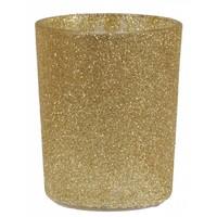 thumb-Theelichthouder glamour goud-1