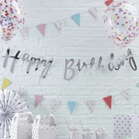 thumb-Slinger Happy Birthday zilver-2
