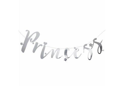 Guirlande princess argent (1,5m)