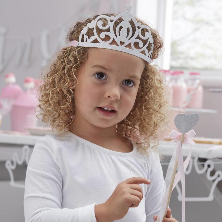 Kroon Princess zilver (5 st.)-3