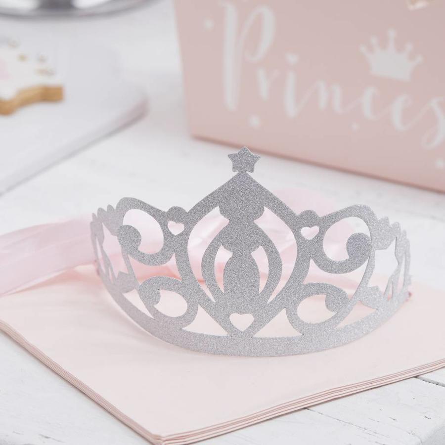 Kroon Princess zilver (5 st.)-2