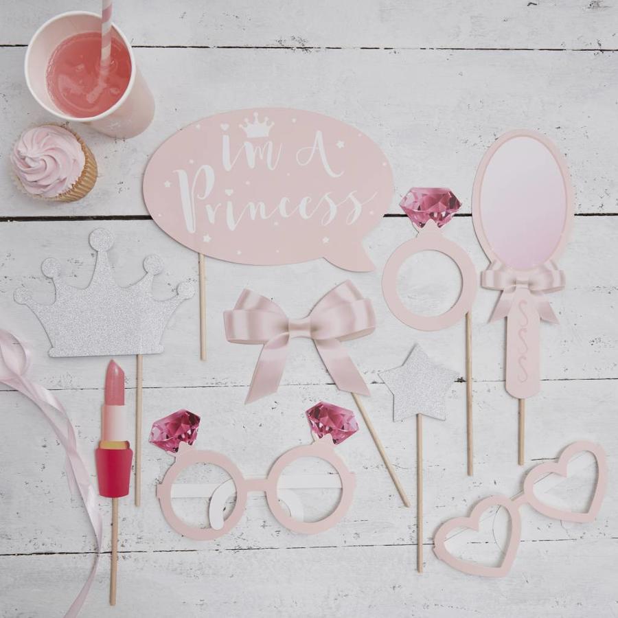 Photoprops Princess (9 delig)-2
