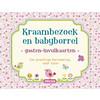 Perfect Decorations Invul gastenkaart baby meisje  (40 kaarten)