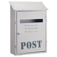 Enveloppendoos brievenbus wit