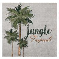 thumb-Servetten jungle (20 stuks)-1