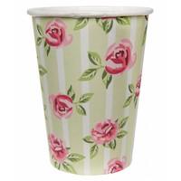 thumb-Bekertje roos (10 stuks)-1