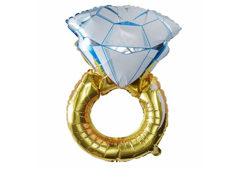 Folieballon ring