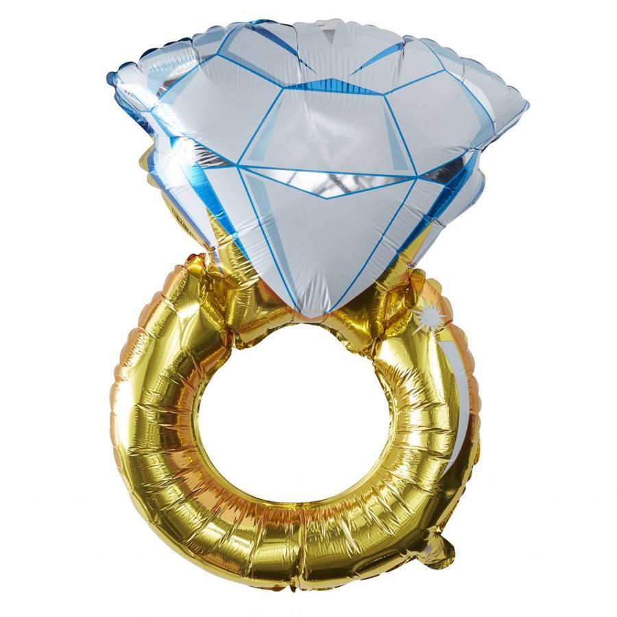 Folieballon ring-1