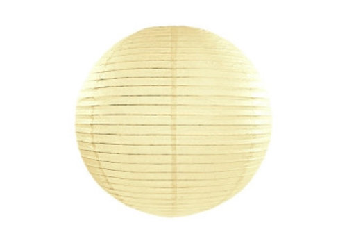 Lampion geel diameter 45 cm