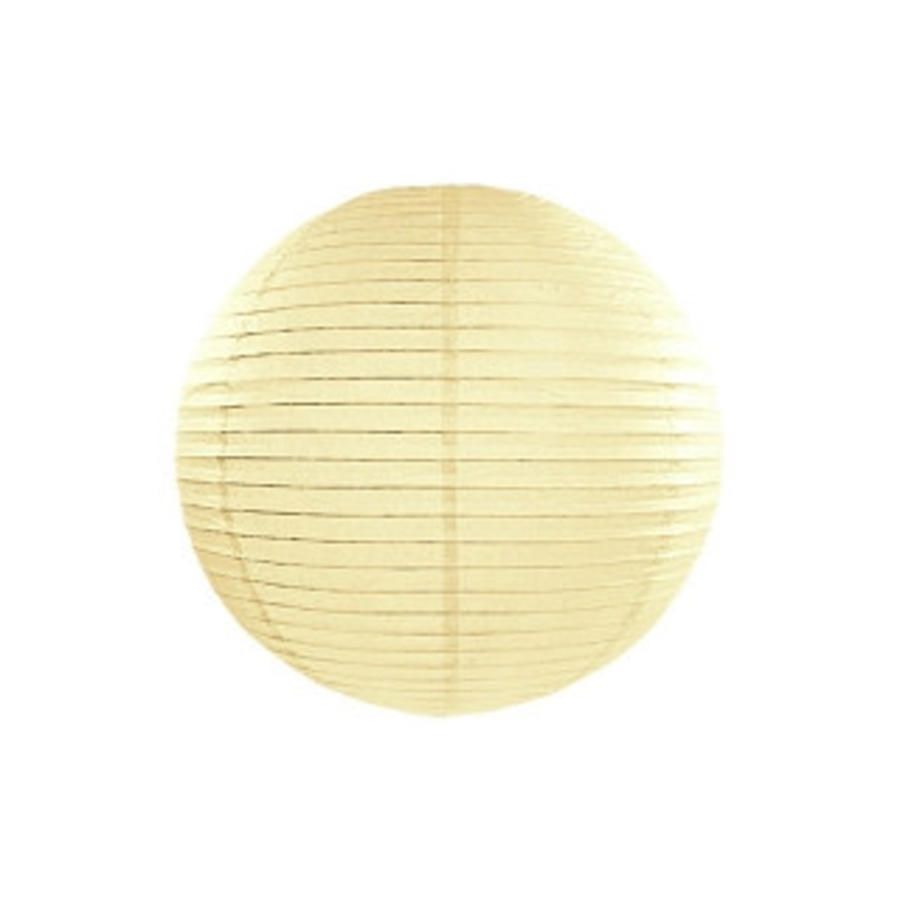 Lampion geel diameter 45 cm-1