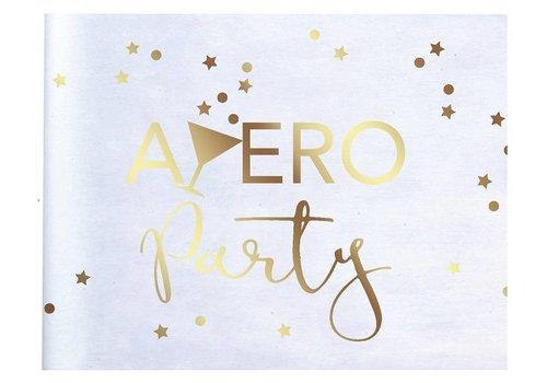 Tafelloper apero party (5 meter)