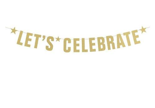 Slinger Lets Celebrate goud