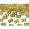 Perfect Decorations Tafelconfetti goud 50