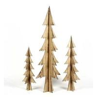 thumb-Arbre sapin bois 3D-1