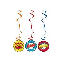 Swirl PopArt (3 stuks)