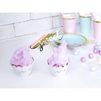 thumb-Moules à cupcakes en papier Licorne (6 pcs)-7